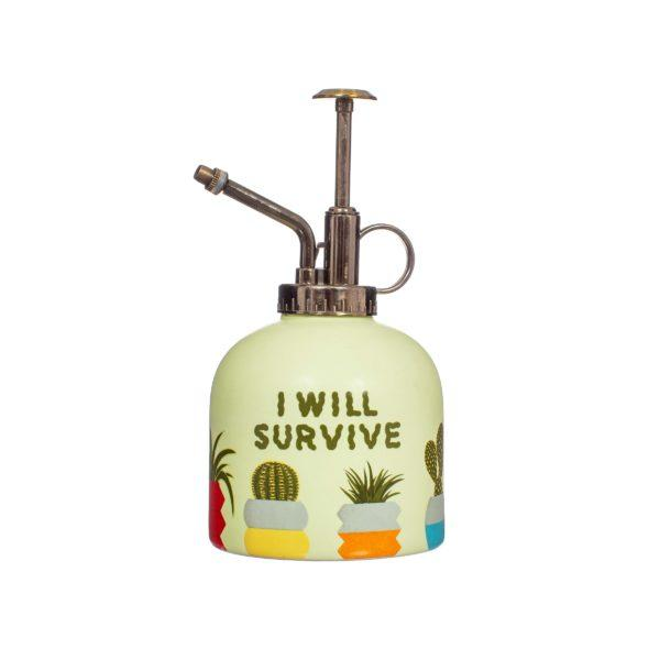 I Will Survive Plant Mister