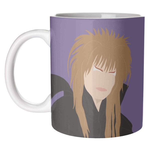 Labyrinth David Bowie Mug