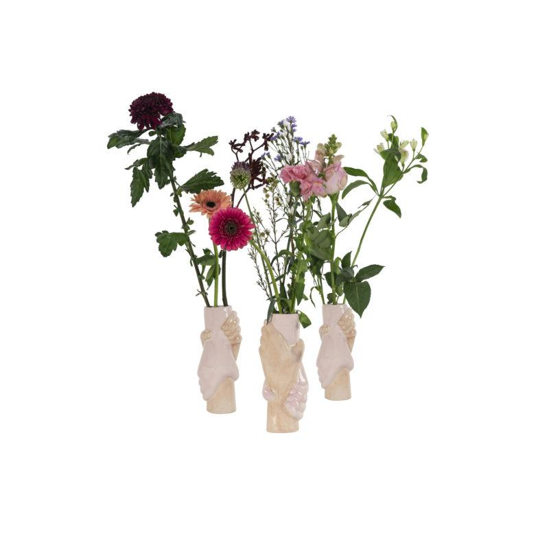 Friendship Hand Vase