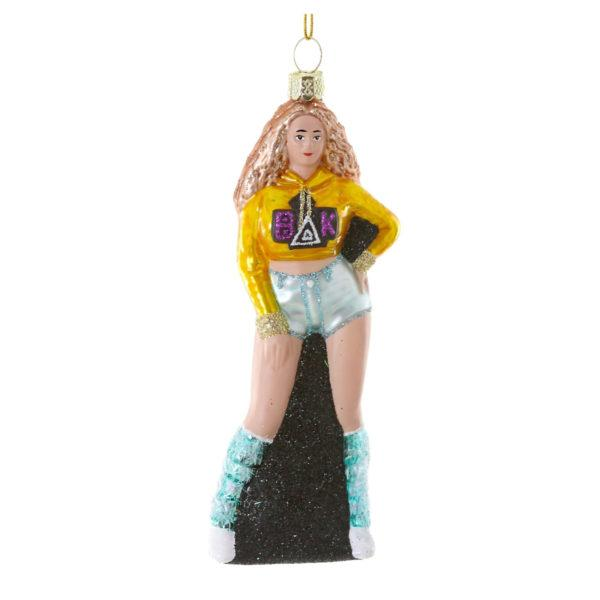 Queen Bey Beyonce Christmas Tree Decoration