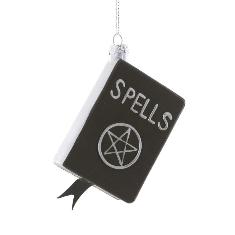 Book of Spells Christmas Decoration
